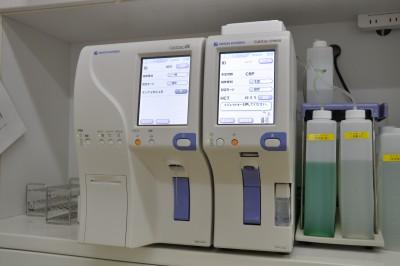 全自動血球計数器